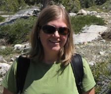Megan Keever, Co-chair, Vegetation Committee