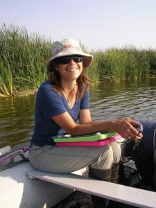 Nicole Jurjavcic, Co-Chair Vegetation Committee